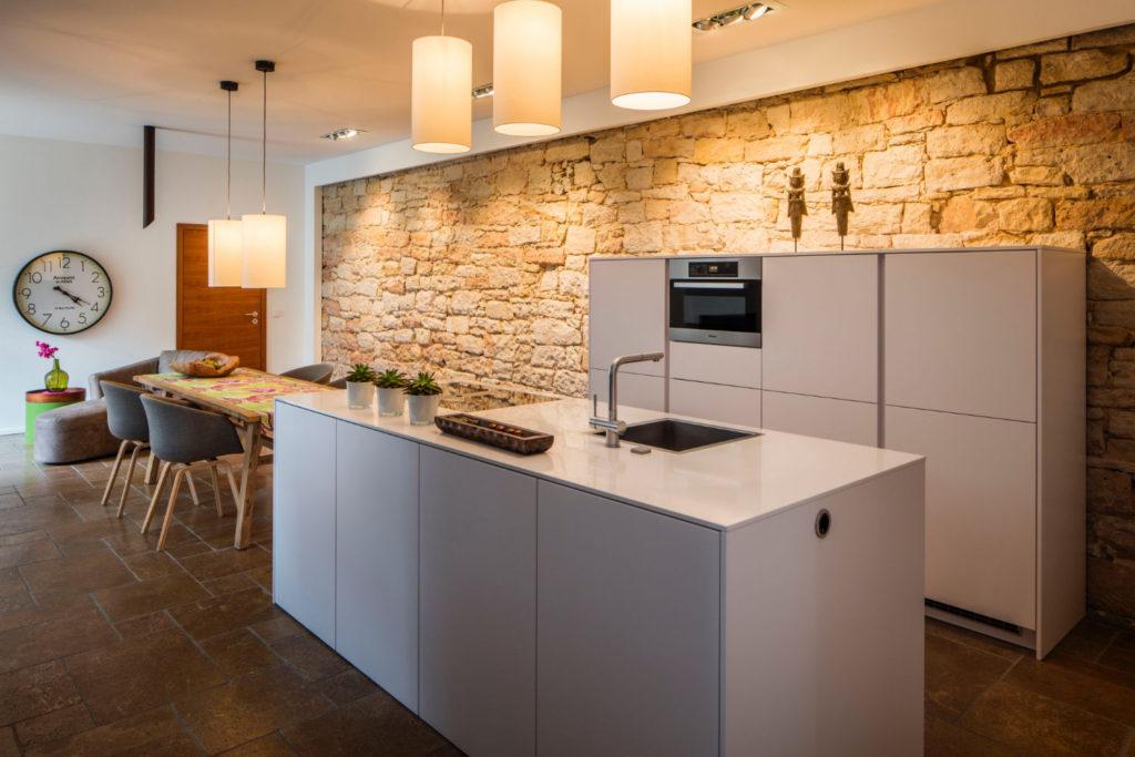Loblocher Hof - Ferienwohnung 2 - Küche