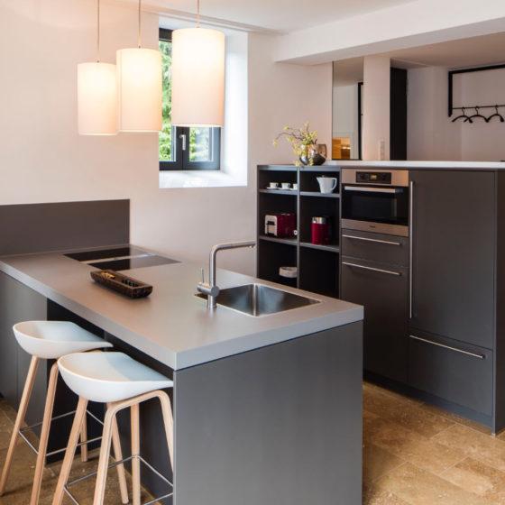 Loblocher Hof - Ferienwohnung 4 - Küche